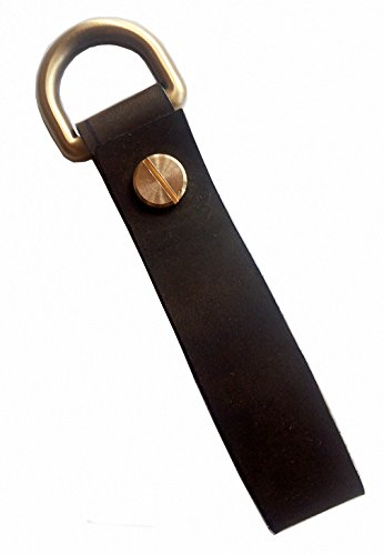 meeboy-belt-loops-pants-buckle-leather-keyring-keychain-car-key-chain-ring-mb45