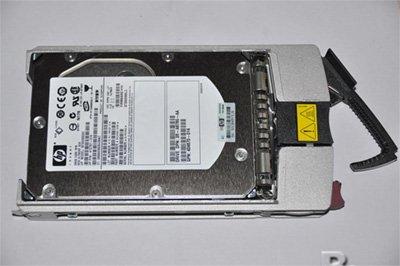 - HP 404670-007 72.8GB universal hot-plug Ultra320 SCSI hard drive - 15,000 RPM (404670007)