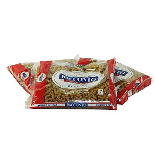 (Racconto Whole Wheat Elbow Pasta, 16 Ounce -- 12 per case.)