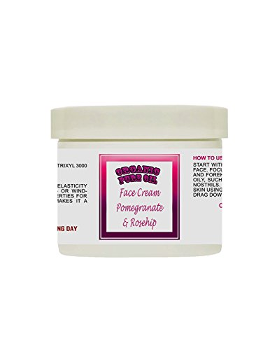 Pomegranate Rosehip oil Antioxidants Rejuvenating