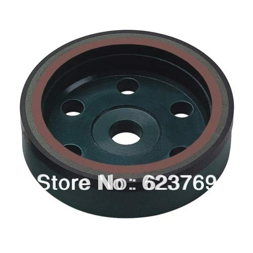 Maslin RZZ Resin Grinding Disc 3 Colors Disc Resin Abrasive Cup Wheel for Glass Shaped Machine