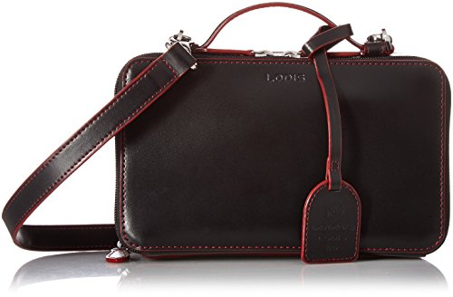 Black Crossbody Lodis Rfid Around Zip Audrey Sally YXYwqAU