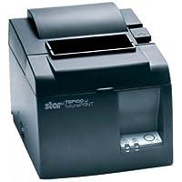 Star Micronics TSP143IIIU GRY US Direct Thermal Printer - Monochrome - Desktop - Receipt Print
