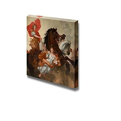 Apollo and Aurora by Gerard de Lairesse Print...