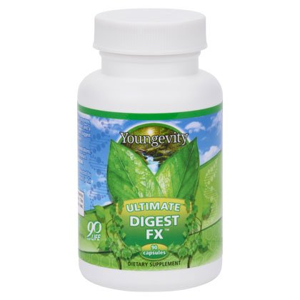 Digestion Aid Ultimate Digest Fx 90 Caps – 6 Pack