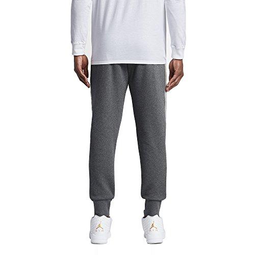 568d73512869 Nike Air Jordan Retro 3 Fleece Sweatpants Charcoal 819127 063 hot sale 2017