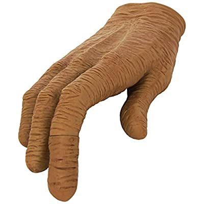 E.T. Hand Glove With Lighted LED Finger: Toys & Games