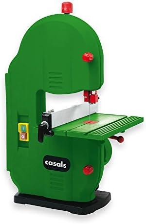 Casals C05002000 Sierra de cinta 250 W, 230 V: Amazon.es ...
