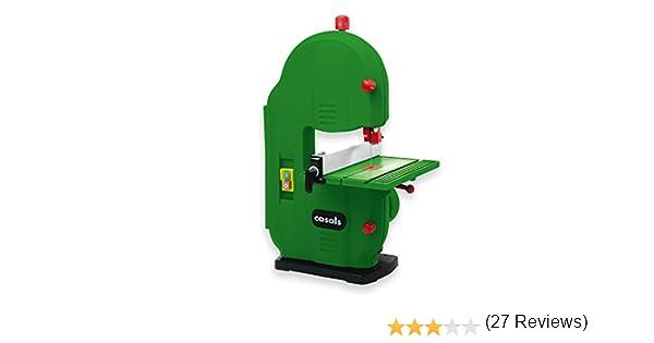 Casals C05002000 Sierra de cinta 250 W 230 V: Amazon.es: Bricolaje y herramientas
