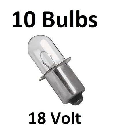 For Dewalt 18v Xenon Flashlight Bulb GENUINE DW9083 DW908 DW919 DC509