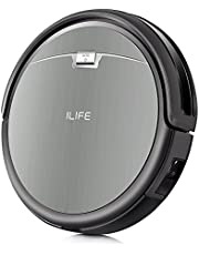 ILIFE A4s Robot Aspirador, Robot de limpieza para suelos, Control Remoto, Autom¨