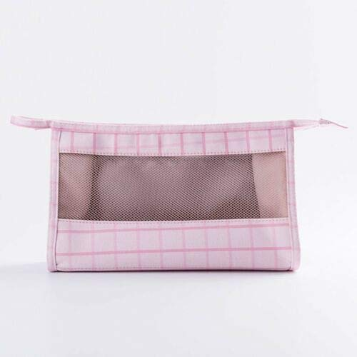 - Smash series wash bag travel storage bag portable travel wash bag storage bag DF (Select - Pink)