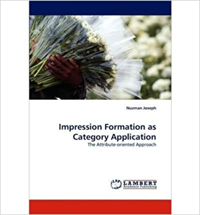 Book Impression Formation as Category Application- Common