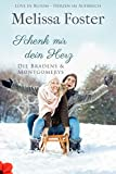Schenk mir dein Herz (German Edition) - Kindle edition by Foster, Melissa, Wichmann, Anna. Literature & Fiction Kindle eBooks @ Amazon.com.