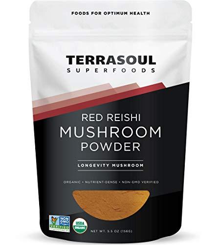 Terrasoul Superfoods Organic Reishi