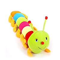 Deals India Cute Colourful Caterpillar Soft Toy (70 cm)