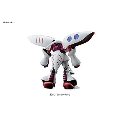 Gundam Zeta Qubeley (Revive) High Grade Universal Century 1:144 Scale Model Kit: Toys & Games