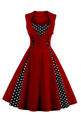 1950s Gown - 2