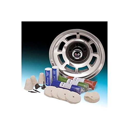 Eckler's Premier Quality Products 55-287892 Aluminum Wheel Buffing / Smoothing Kit