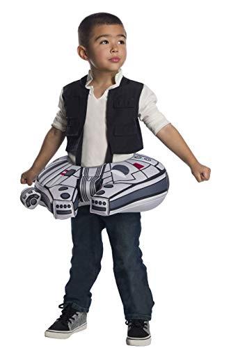 Toddler Star Wars Millennium Falcon Halloween Costume -