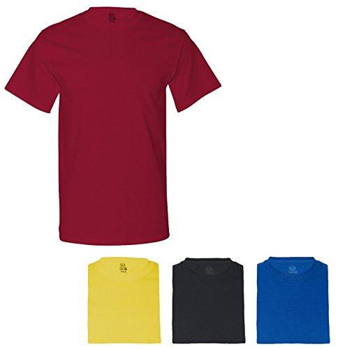 Fruit of the Loom Men's Crew Neck T-Shirt Multipack