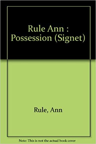 Book Rule Ann : Possession (Signet)