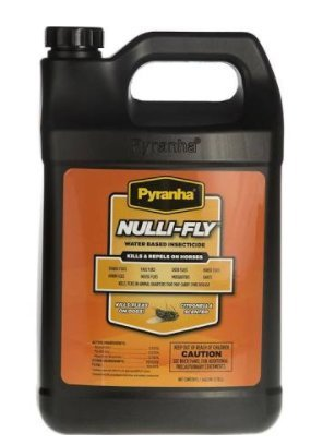 (Pyranha Nulli Fly Spray Gallon)