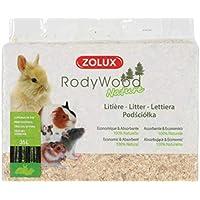 "Zolux""RodyWood"" Nature Pine Shavings Litter 35L"