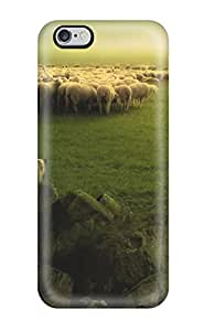 Sanp On Case Cover Protector For Iphone 6 Plus Sheep
