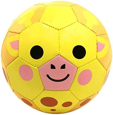 Daball Kid and Toddler Soccer Ball – Size 1, Pump and Gift Box Included