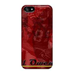New Style Tpu 5/5s Protective Case Cover/ Iphone Case - San Francisco 49ers