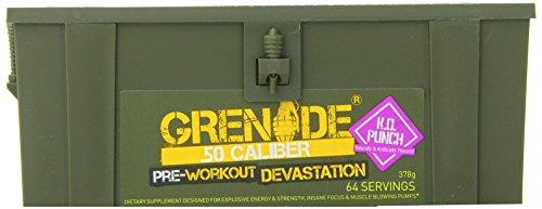 Universal Nutrition Grenade, K.O. Панч, 378 грамм