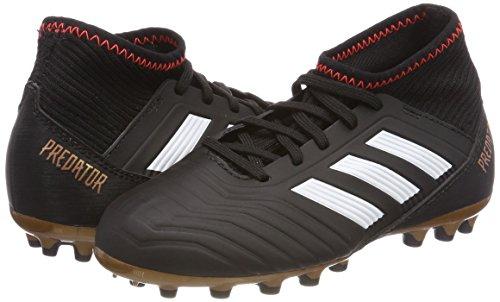 3 Ag Noir De Adidas Foot Pour Unisex Predator 18 Enfants Chaussures qPUSn7