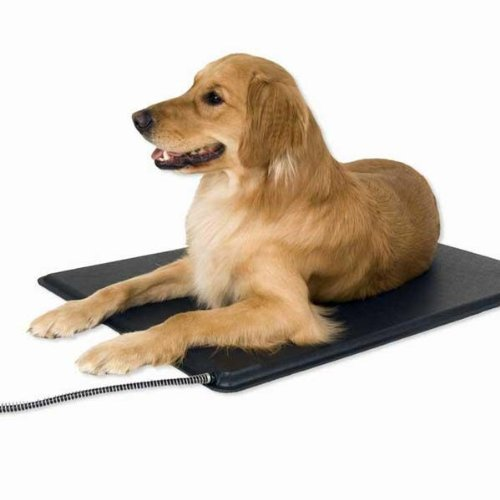 K&H Pet Products Lectro-Kennel Heated Pad 22.5 x 28.5 x 0.5 KH1020 by K&H Manufacturing
