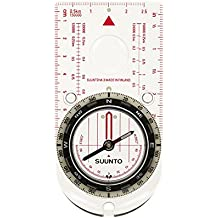 Suunto M-3 (Global or Norther hemisphere) Baseplate Compass For Globetrotters