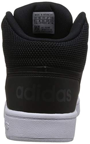 Fitness Hoops De 0 Femme 2 Adidas Mid Chaussures negb Noir Y7W4vSYqad