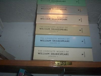 - The Complete Works of William Shakespeare: Volumes 1-6