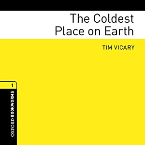 The Coldest Place on Earth | Livre audio