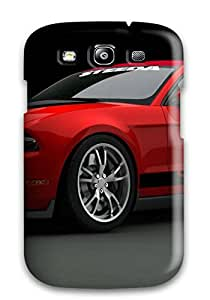 Case Cover Protector For Galaxy S3 2010 Ford Mustang At Sema 2009 3 Case 8425182K41870990
