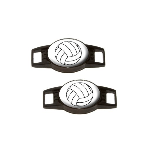Volleyball Sneaker Shoelace Charm Decoration