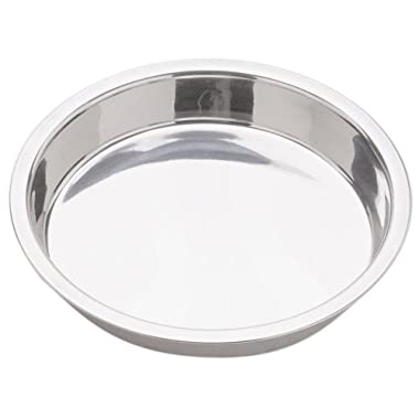 Norpro 9-Inch Stainless Steel Cake Pan