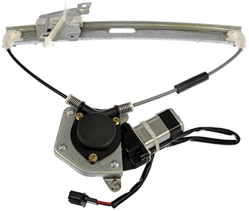 Dorman 748-618 Ford/Mercury Rear Passenger Side Window Regulator with - Motor Window Rh Rear
