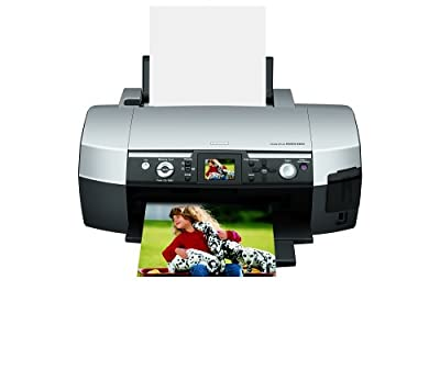 Epson Stylus Photo R340 Inkjet Printer from Epson