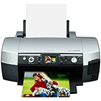 Epson Stylus Photo R340 Inkjet Printer