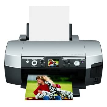 Epson Stylus Photo R340 Inkjet Printer