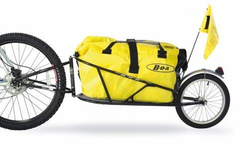 Remolque BOB Yak para rueda 26 bicicletas y piruletas 2
