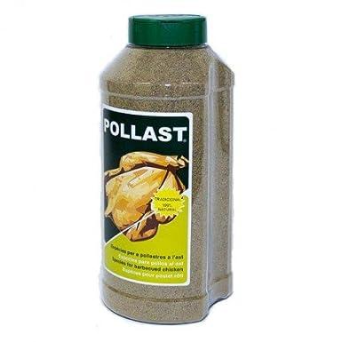 Pollast Tradicional, especias para pollo asado -Bote 1,5 Kg.