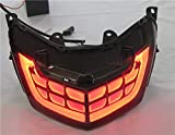 K-racing taillamps rear tail light for YAMAHA
