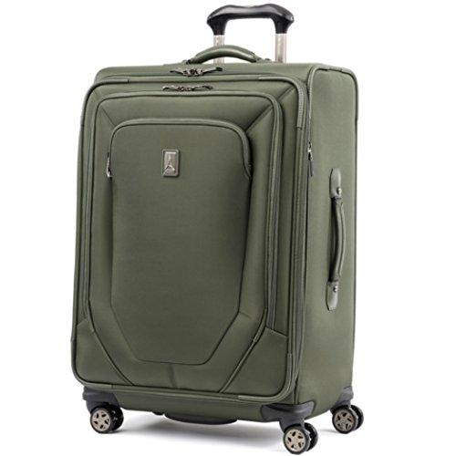 Travelpro Crew10 Expandable Spinner Luggage Set - Green (25