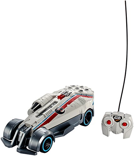Hot Wheels RC Star Wars Millenium Falcon Carship]()